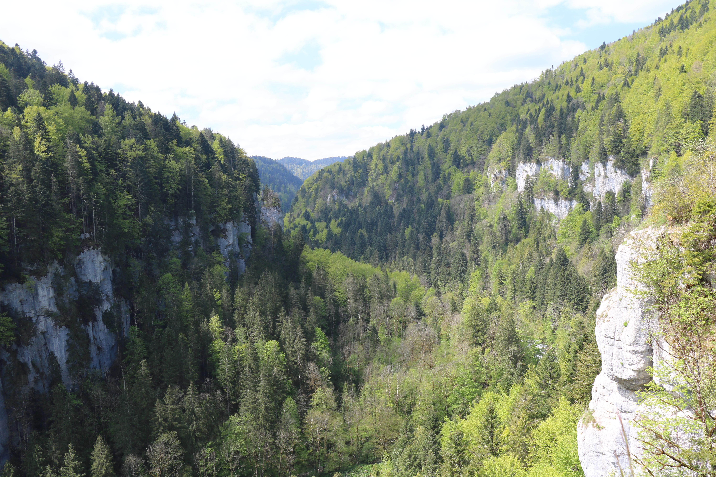 vallée de la mort belvédère échelles de la mort doubs franco-suisse pays horloger