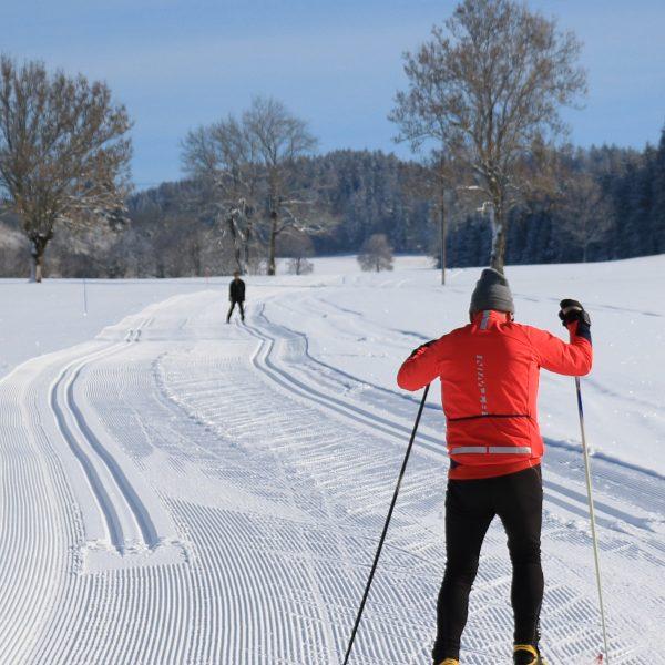ski de fond pays horloger