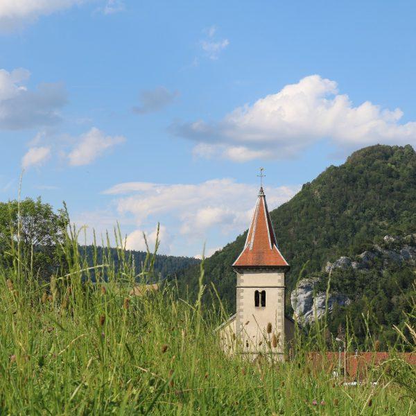 goumois village vallon