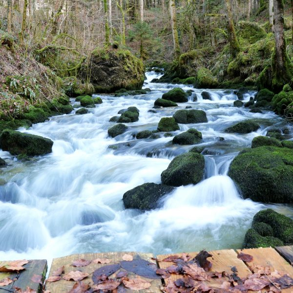 consolation dessoubre rivière nature cascade pays horloger doubs jura