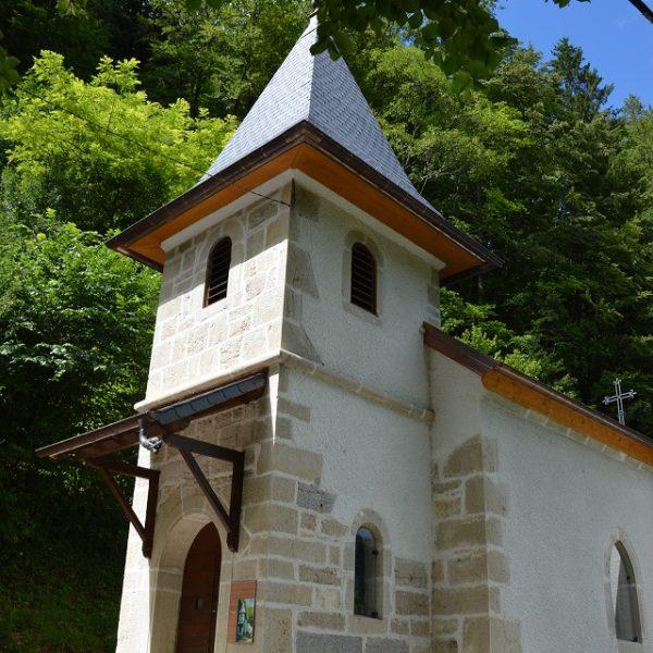 chapelle Bief etoz goumois rando pays horloger doubs jura