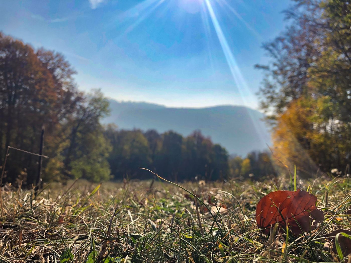champ automne rando pays horloger doubs jura
