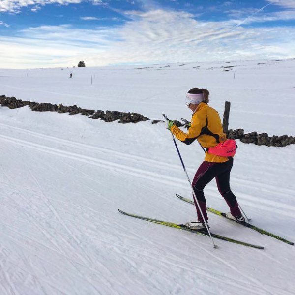 hiver neige ski de fond pays horloger haut doubs jura
