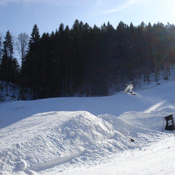 boarder-cross morteau chauffaud hiver neige ski alpin pays horloger haut doubs jura