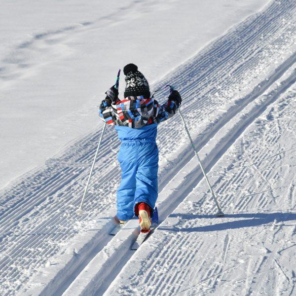 ©Laurent Cheviet neige hiver ski de fond