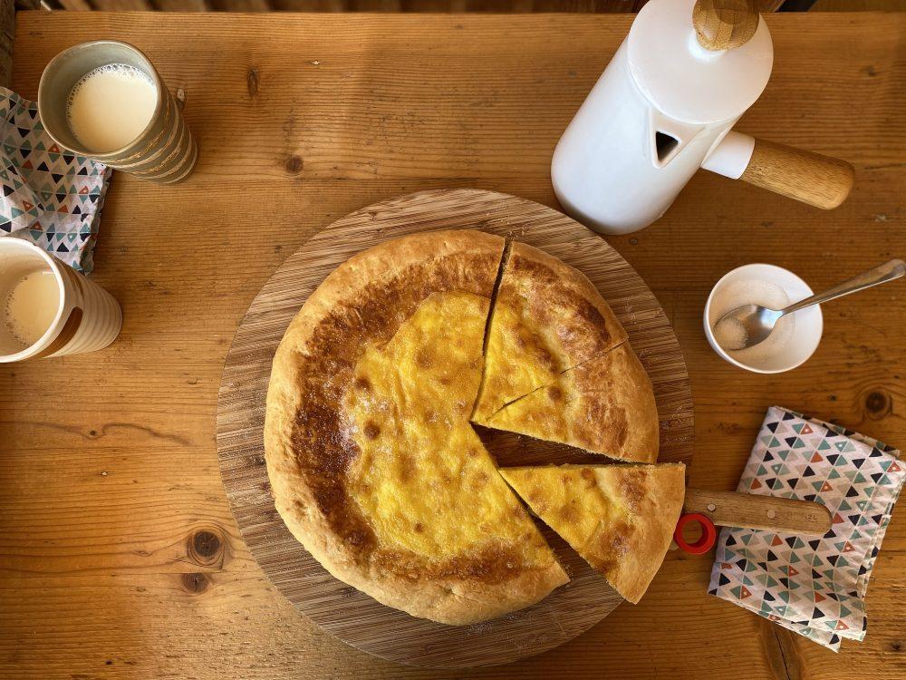recette gateau de ménage gastronomie locale pays horloger haut doubs jura