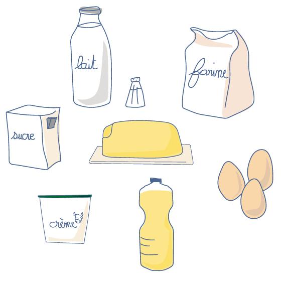 ingredients recette pays horloger haut doubs jura