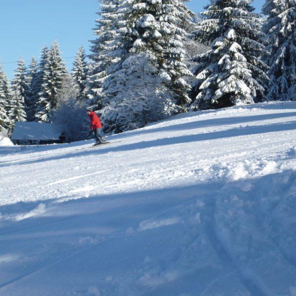ski alpin val de morteau neige hiver pays horloger doubs jura