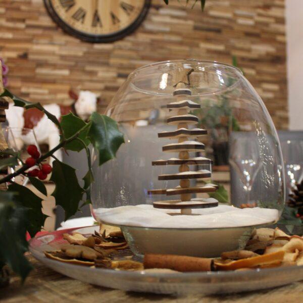 table noel 100% pays horloger repas famille fete haut doubs jura