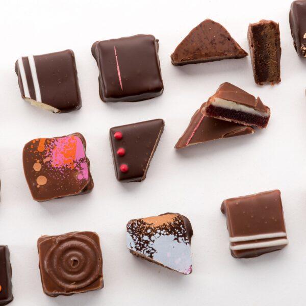 chocolats noel cadeaux idéess gourmands thomas laresche pays horloger