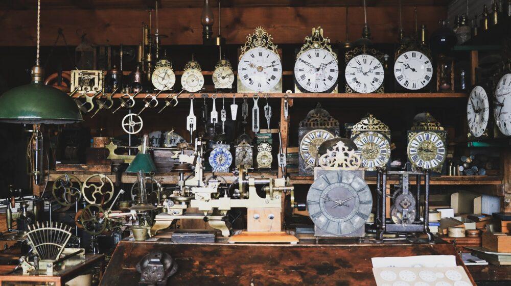 horlogerie pays horloger histoire
