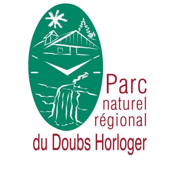 PNR logo parc naturel regional doubs horloger pays horloger montagnes jura