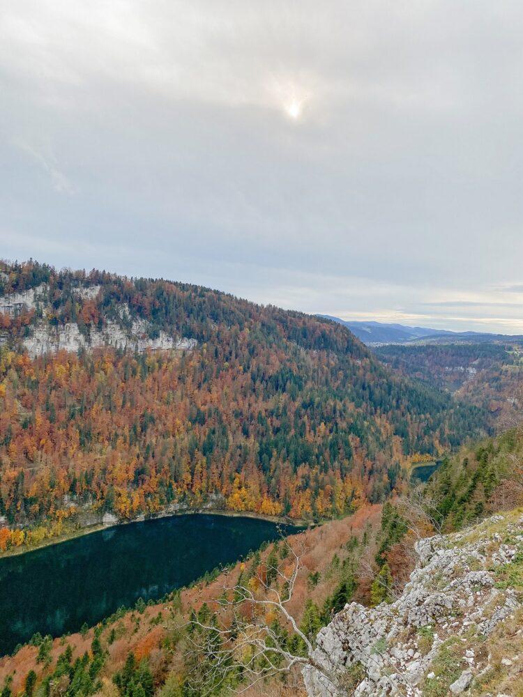 bassins du doubs automne nature paysages pays horloger haut doubs jura