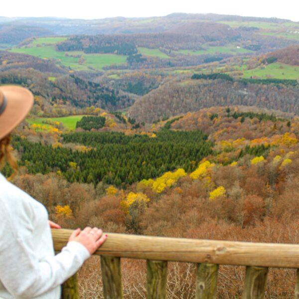 le top des activités de l'automne point de vue belvédère pays horloger